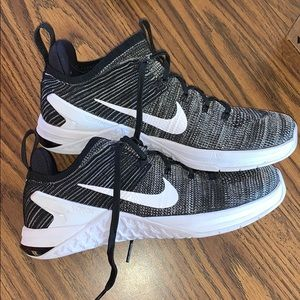 Nike free metcon training shoes